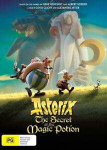 Asterix-The-Secret-Of-The-Magic-Potion-Dvd-2019
