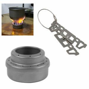 Camping Picnic Stove Incinerator Spirit Burner Alcohol Portable Outdoor