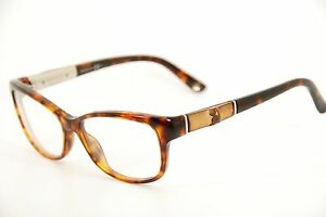 29da2b2c008 New Authentic Gucci GG 3673 WR9 Tortoise Wood 53mm Italy Frames ...