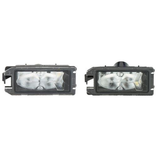 2013-2019 FIAT 500 LICENSE PLATE LAMP RIGHT /& LEFT SIDE OEM NEW MOPAR