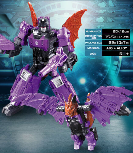 NEW Transformed toy WeiJiang Oversized Werewolf  boy toys In Stock !