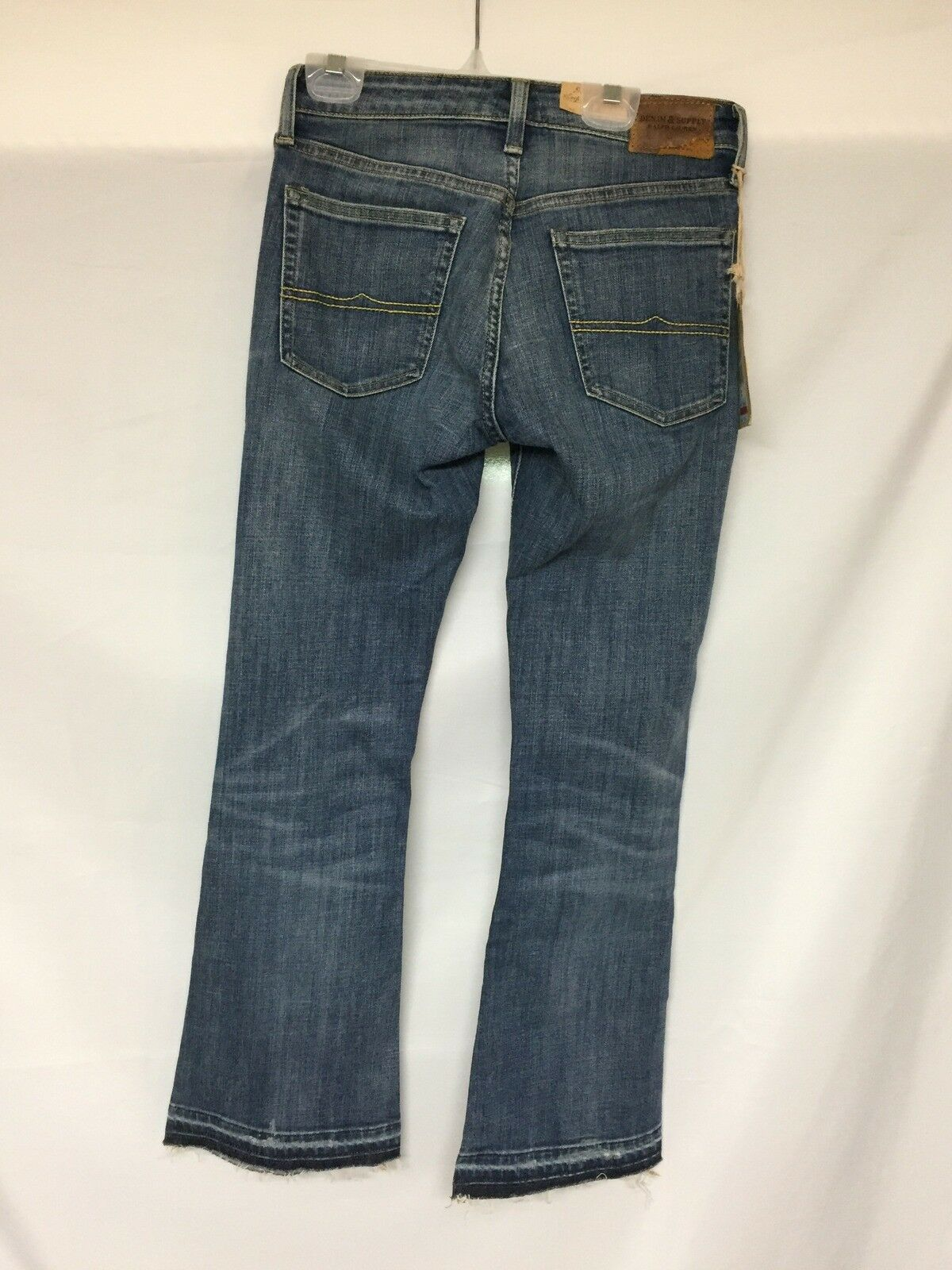 Denim and Supply Ralph Lauren Madison Crop High Rise Flare jeans 288625601002NWT