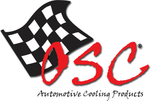 A//C Condenser OSC 4020 fits 86-87 Chevrolet Corvette 5.7L-V8