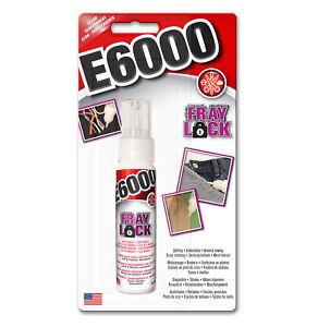 E6000 Fray Schloss 59.1ml Verhindern Ausfransen Material Cord Gewinde Seil Nähen