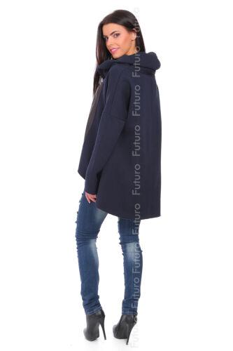 Ladies Vintage Retro Asymmetric Tunic Blouse Long Sleeve Pullover Jumper FZ81