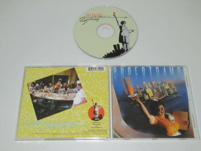 Supertramp / Breakfast In America (A&M 069 493 349-2) CD Album