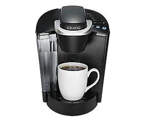 Keurig K45 3 Cups Brewing System Black