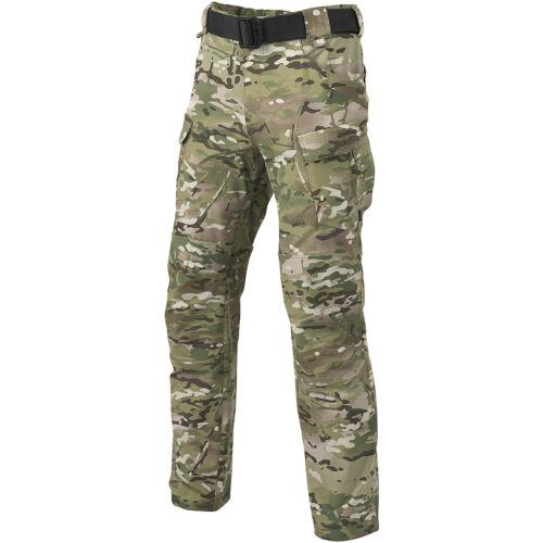 Helikon Outdoor Tattici Pantaloni OTP Uomo Sicurezza Pattuglia Camogrom Camo