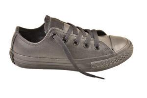 Converse Bambino £ Taylor Misura Bambini 53 Uk Chuck Unisex 11 Sneakers Rrp Bcf811 Nero AxAraTq
