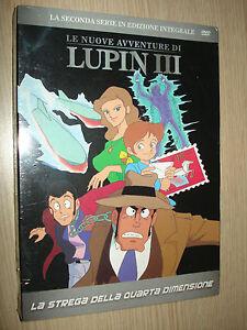 DVD-N-5-EL-NUEVO-AVENTURAS-POR-LUPIN-III-3-el-STREGA-DE-CUARTO-DIMENSION