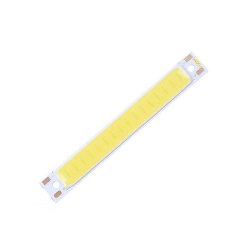 New 1//5pcs 1//3w Warm//Cool White Strip Lamp DC 3V LED Panel Light COB  Tf