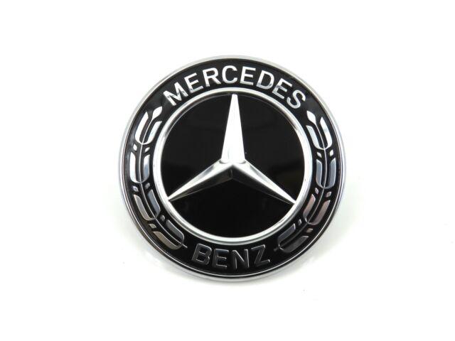 ORIGINAL MERCEDES-BENZ Cap/ó Emblema Negro