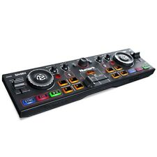 Numark DJ2GO2 2?Channel Pocket DJ Controller with Audio Interface & Serato Intro