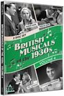 British Musicals of The 1930s 4 DVD 5027626437848 Buddy Rogers June Clyde .