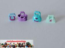 Lego® Friends 4X Handtasche Rucksack Taschen Bags 93092, 11245pb02, 95867pb02