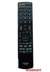 New Genuine Hitachi CLE-1000 TV Remote UT32MH70E UT37MX70U UT42MX70U UT32-MH700A