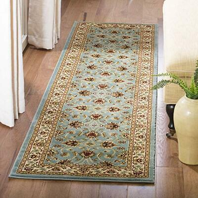 Traditional Oriental Blue Area Rug
