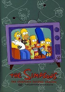 Brand-New-DVD-The-Simpsons-The-Complete-Second-Season-collector-039-s-edition