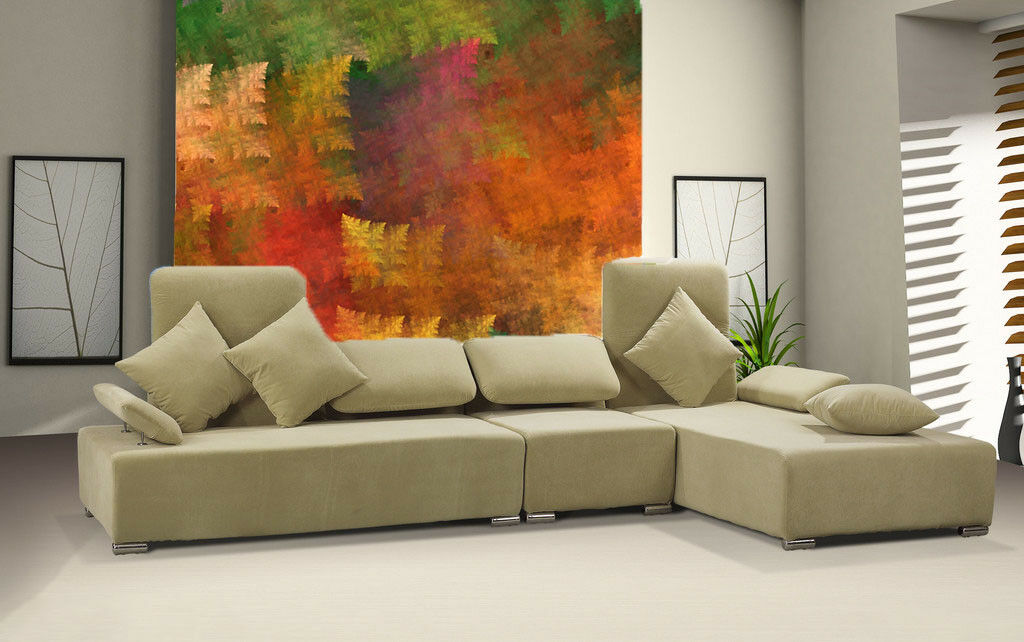 3D Abstract Painting 6 Wall Paper Wall Print Decal Wall Deco Indoor Wall Murals