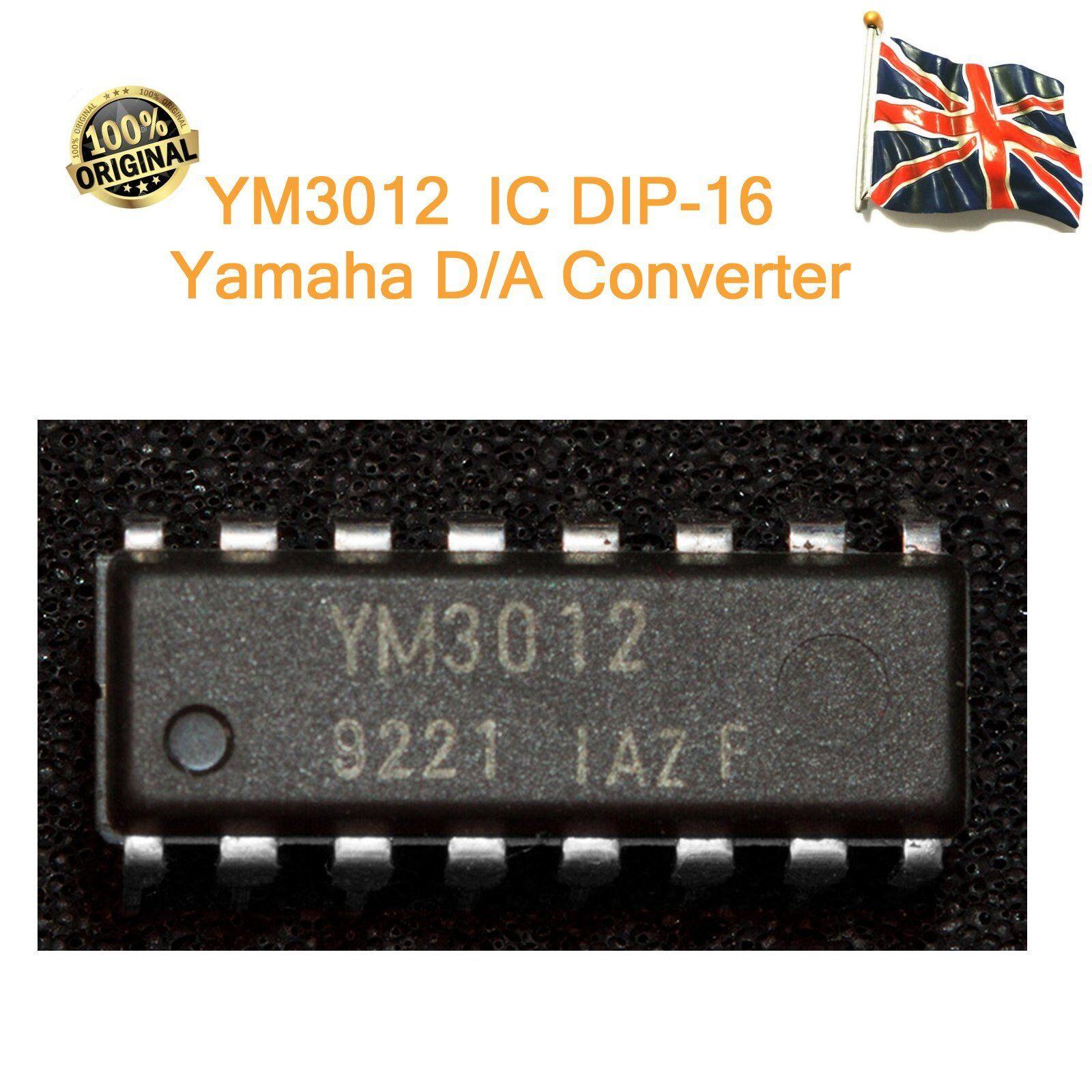 Ym3012 Integrated Circuit Case Dip16 Make Yamaha Ebay Lm358 Dip8 Norton Secured Powered By Verisign