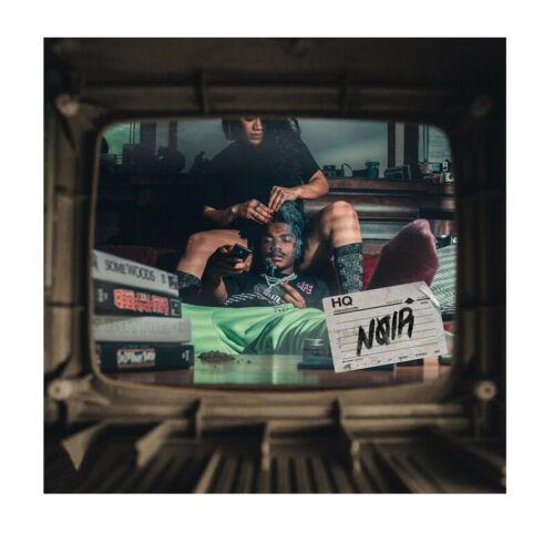 A914 Smino Noir Cover Poster New Album 2018 Hip Hop Soul room decor print 24x24
