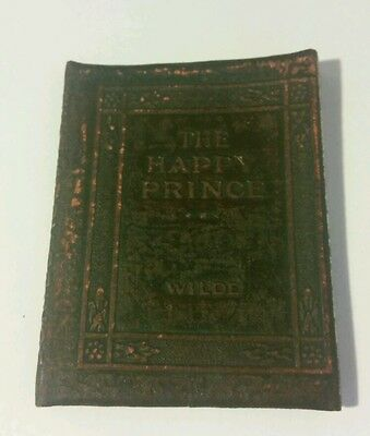 The Happy Prince Wilde Little Leather Library 1920s Antique Redcroft Edition Ebay