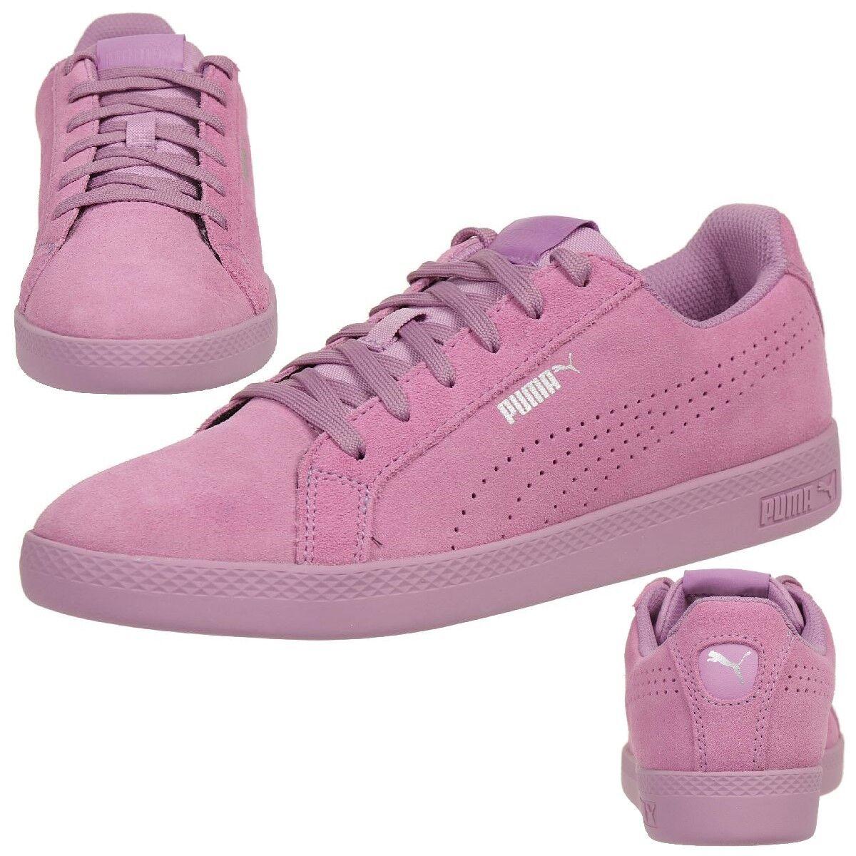 Descuento por tiempo limitado Puma Smash Wns Perf SD Damen Sneaker Suede Schuhe Wildleder 364891 02