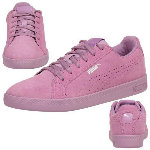 Damen Schuhe Suede Perf 364891 Puma Sd Wildleder 02 Smash Sneaker Wns WI0qFOA