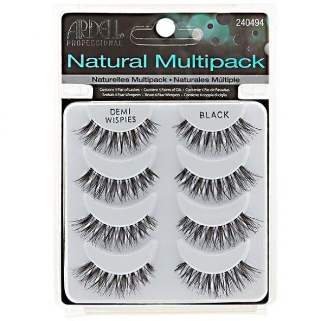 39d043373e6 Ardell Multipack Demi Wispies Fake Eyelashes Natural Eyelashes 61494 ...