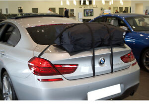 bmw 6 series gran coupe roof box roof rack luggage rack boot bag ebay. Black Bedroom Furniture Sets. Home Design Ideas