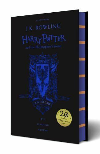 Harry Potter and the Philosopher's Stone - Ravenclaw Edition by J. K. Rowling(S3