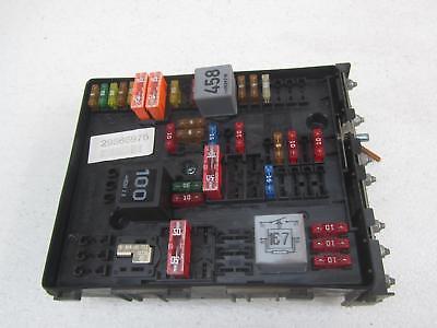 06-07 VOLKSWAGEN PASSAT Engine Motor Fuse Box Relay Panel ...