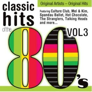 Classic-Hits-of-the-80-039-s-Vol-3-CD-Various-artists-new-amp-sealed