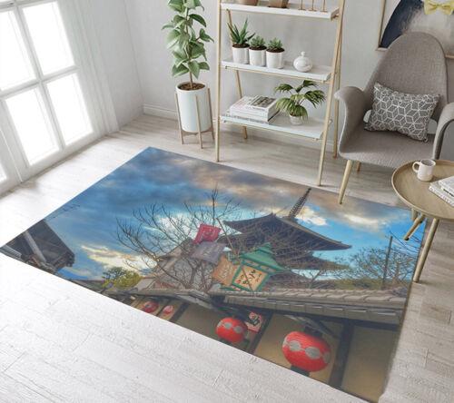 Rua Japonesa Decoração Tapete tapetes Para Sala quarto antiderrapante tapete