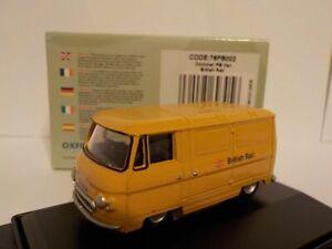 Commer-PB-British-Rail-Model-Van-Oxford-Diecast-1-76-New