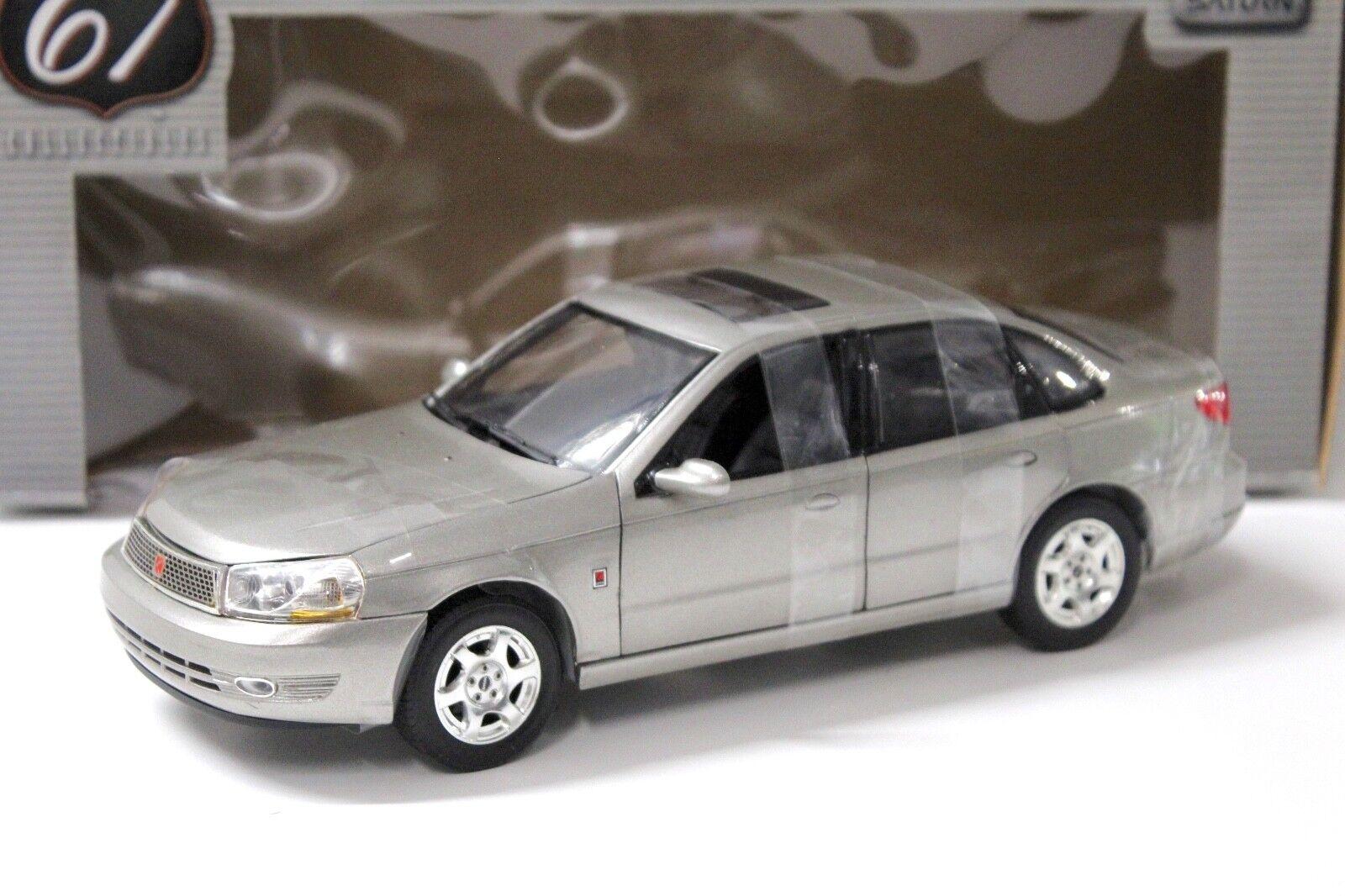 1 18 Highway 61 Saturn l300 Sport Sedan Beige New chez Premium-modelcars