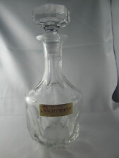 ancienne carafe en cristal taillé whisky nachtmann allemagne