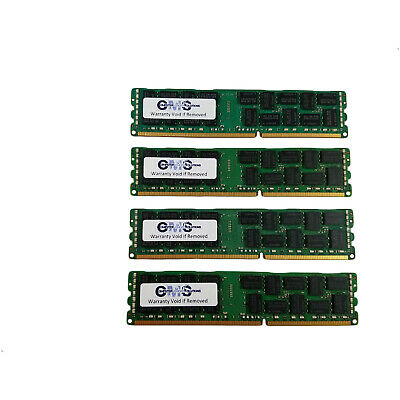 PC3L-8500 DDR3-1066 Memory IBM System x3850 X5 7143 49Y1418 64GB 4 x 16GB