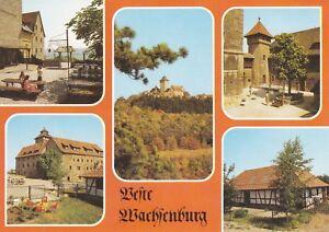 Veste-Wachsenburg-Holzhausen-DDR-Ansichtskarte