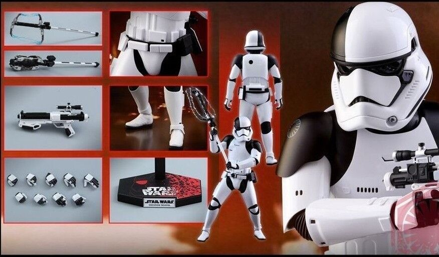 Hot Toys 1/6 Star Wars Episode 8 The Last Jedi Executioner Trooper MMS428 Japan