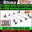 V80 Baca Barras De Escalera LDV x4 Rhino Delta 2016-2017-2018-2019 SWB-L1 LOW-H1