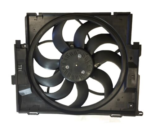 Auxiliary Fan Assembly //Cooling Fan /& Motor for BMW 228i 320i 428i 17428641963