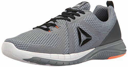 Buy Reebok Print Run 2.0 Mens Grey Mesh Athletic Lace up Running Shoes 8  online  74ad87bab