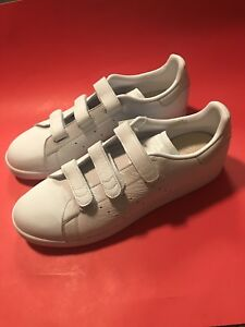 first rate ae91c 51729 Details about Adidas Originals Stan Smith CF, Men-Sz:12, Sneakers  (CQ2632),White, NO BOX, NWT