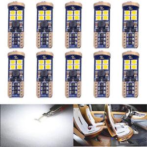 10-x-Canbus-T10-3030-12SMD-OSRAM-LED-4000K-Warm-White-Car-Side-Light-720LM-Bulb