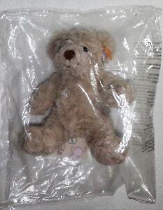 Steiff-113413-Soft-Cuddly-Friends-Honey-Teddybaer-Pluesch-18-cm-grau