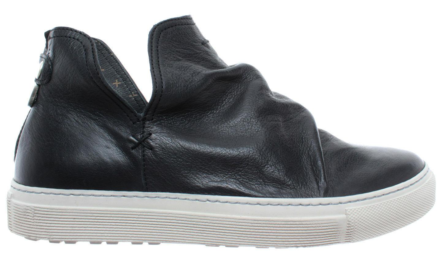Fiorentini + + + Baker Chaussures Femmes Baskets BEX-9 Cuir Noir Neuf 35e5d7