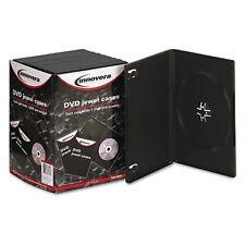 Innovera Standard DVD Jewel Cases - 72810