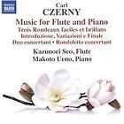 Carl Czerny - : Music for Flute and Piano (2015)
