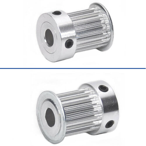 15mm Breit 3M Zahnriemen CNC für 10 Riemenscheibe mit Schritt Bohrung 4-25mm